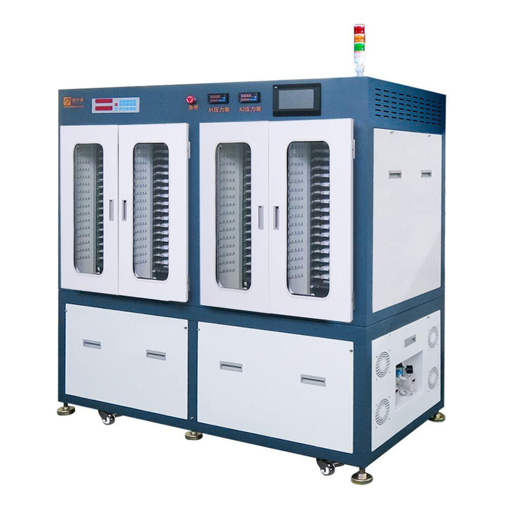 锂电池热压夹具化成柜,锂电池化成分容柜,电池包充放电柜